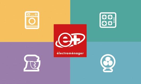 E+ électroménager